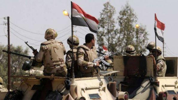 شاهد: الجيش المصري يبدأ عملية عسكرية شاملة في سيناء
