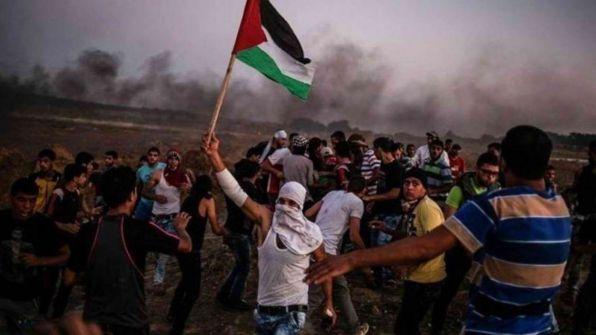 القناة العاشرة: هكذا خططت قطر لوقف مظاهرات غزة ؟