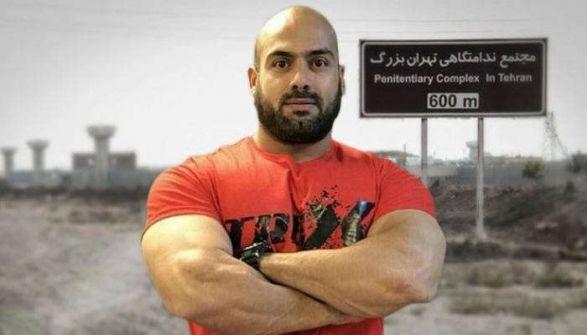 رياضي إيراني يضرب عن الطعام بسجن طهران.. تعرف على السبب