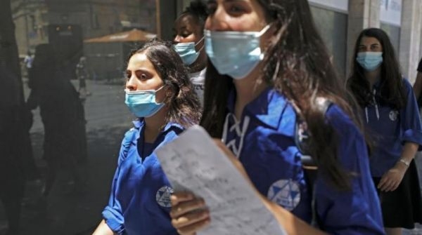 لاول مرة ..إسرائيل تتخطى الصين بإصابات كورونا