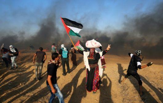 الفلسطينيون في قطاع غزة يستعدون للمشاركة بـ'جمعة انتصار الكرامة'