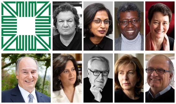 جائزة الآغا خان للعمارة تعلن عن اللجنة التوجيهية للجائزة لدورة 2022