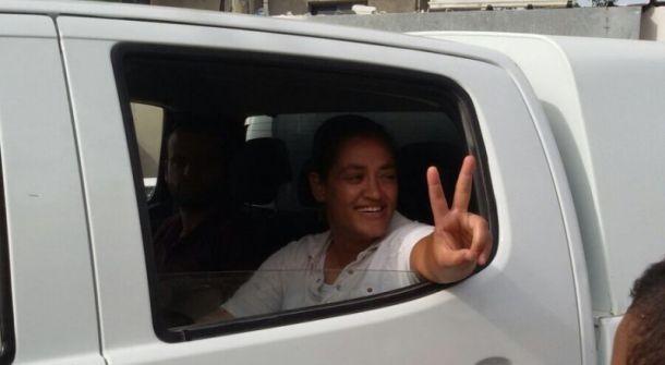 اعتقال الرياضية حمامة جربان بسبب منشوراتها على الفيسبوك