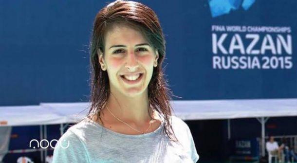السباحة ميري الاطرش:اطمح بتحقيق رقم قياسي في الاولمبياد لصالح فلسطيين