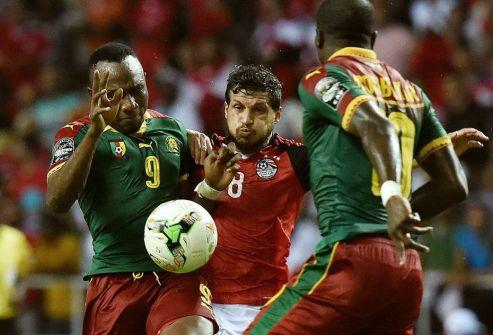 مصر تخسر كأس إفريقيا بهدف كاميروني قاتل