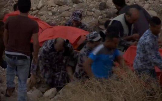 الاردن:لا مصابين في حادثة البحر الميت ب'مستشفى هداسا' الاسرائيلي بالقدس