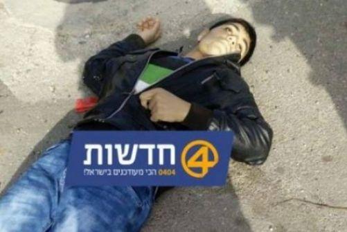 جيش الاحتلال يقتل شابا شمال الخليل بزعم محاولته تنفيذ عملية طعن