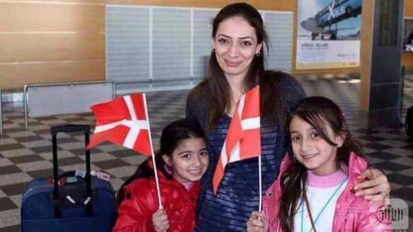 لاجئة سورية وطفلتاها.. ضحايا جريمة مروعة في الدنمارك