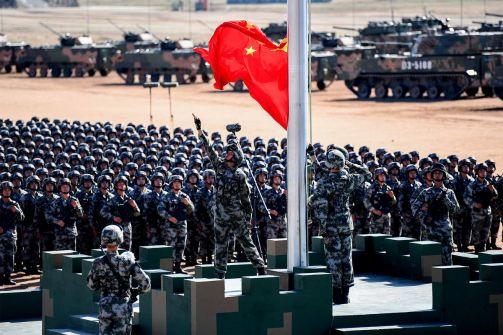 'شاهد' :سلاح صيني جديد يرعب أمريكا