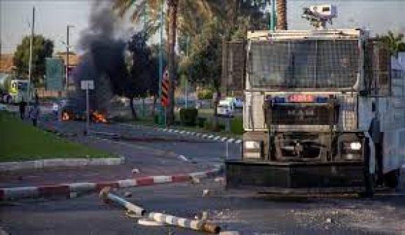 الاحتلال يفرض حظر التجول في مدينة اللد