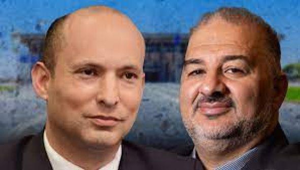 حكومة بينيت-عباس، ابنة الانتهازية والالتباس...بقلم جواد بولس