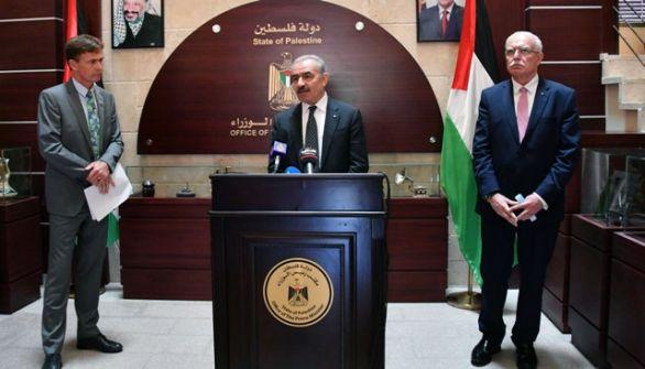 رئيس الوزراء: ضم إسرائيل أجزاء من الضفة تهديد وجودي للقضية الفلسطينية