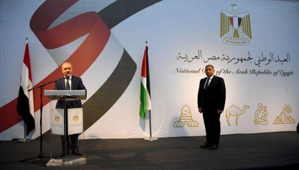 اشتية: سنبقى مع مصر عمقنا العربي في خندق واحد من أجل القدس والدولة والوحدة والعودة