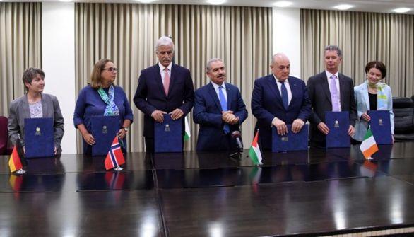 توقيع اتفاقية مع عدد من دول الاتحاد الأوروبي بقيمة 22 مليون يورو لدعم قطاع التعليم