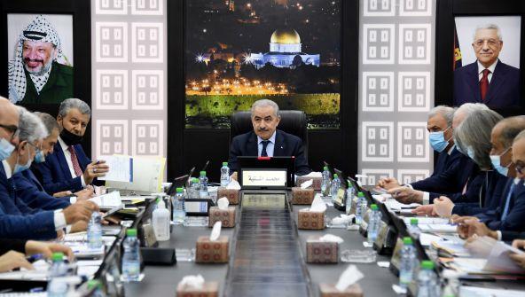 اشتيه:إعادة إعمار القطاع ستتم من خلال الحكومة الفلسطينية باتفاق جميع الدول