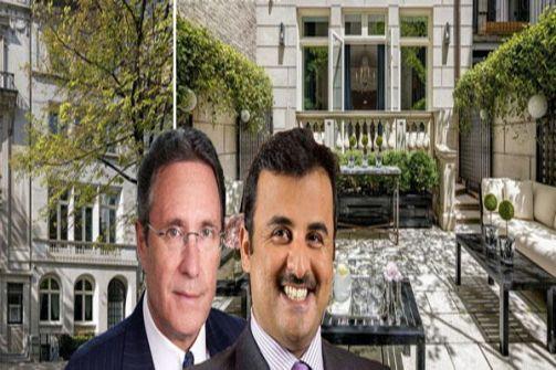 تكلف 41 مليون دولار.. أمير قطر يشتري قصرًا لخادماته في أمريكا!