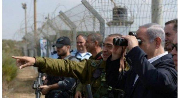 نتنياهو: اعطيت امرا للمدفعية وسلاح الجو بمواصلة قصف غزة