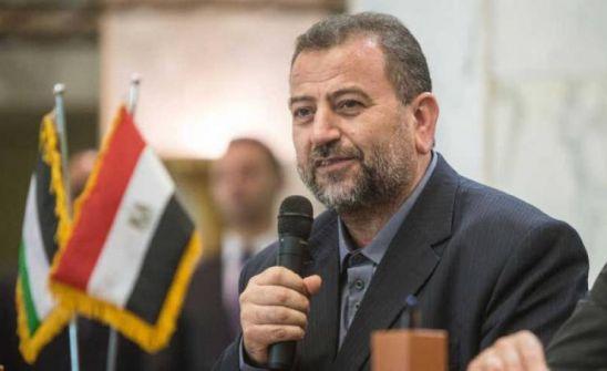 العاروري: إلغاء إجراء الانتخابات عطل مسار المصالحة
