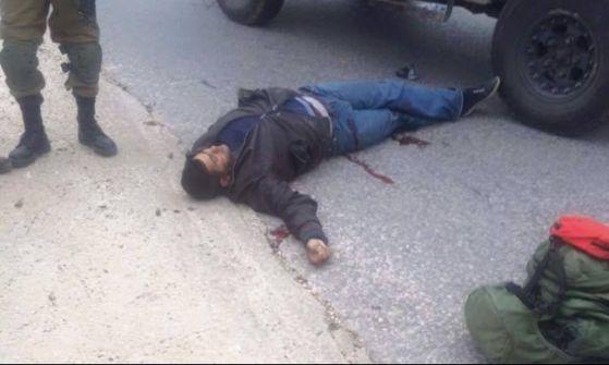 استشهاد شابين برصاص الاحتلال في حادثين منفصلين بدعوى عملية طعن
