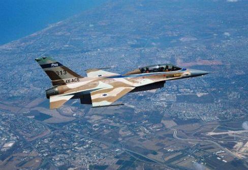 تضارب الأنباء حول قصف إسرائيلي قرب دمشق