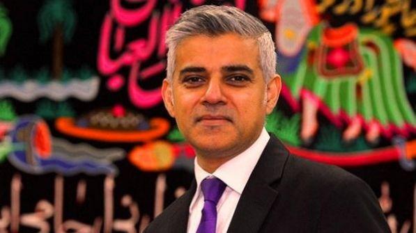 فوز مسلم وابن سائق الباص على منافسه المليونير اليهودي بمنصب عمدة لندن