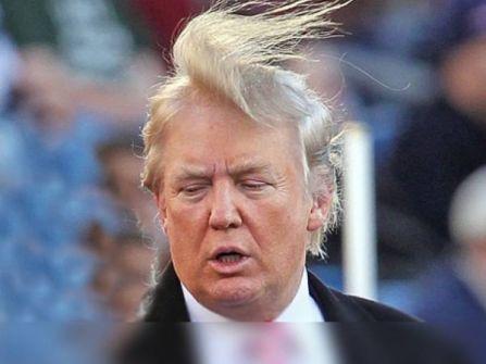 صورة.. ترامب عارياً على غلاف مجلة أمريكية