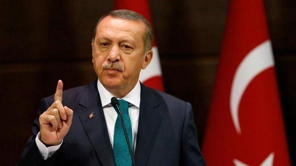 كلمة نارية لـ اردوغان حول الازمة القطرية