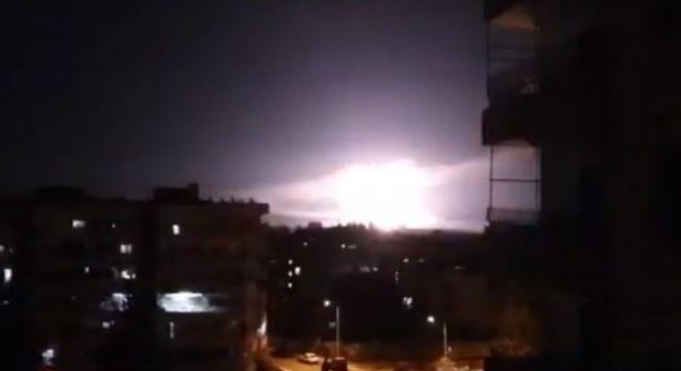 10 شهداء ومصابون بقصف كثيف على مخيم النيرب للاجئين الفلسطينيين في سوريا