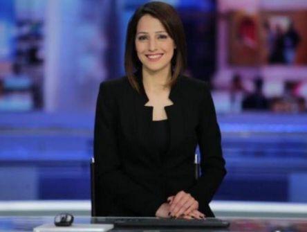 للمرة الأولى: مذيعة عربيّة على التلفزيون الإسرائيلي