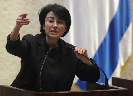 نتنياهو: تحدثت مع المستشار القانوني للحكومة بغية اقالة حنين زعبي