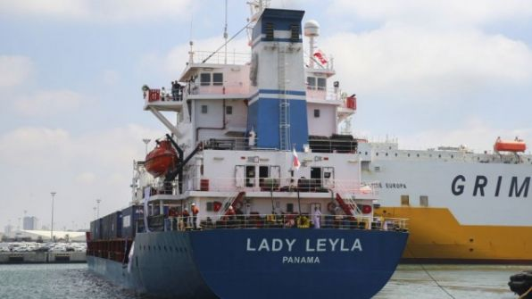 انطلاق سفينة المساعدات التركية إلى غزة
