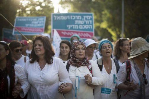 دراسة: عدم المساواة بين الجنسين في إسرائيل ما زال ثابتا