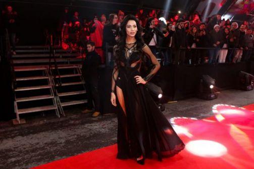 صورة:متحولة جنسيا عربية متأسرلة تنافس على لقب ملكة جمال إسرائيل