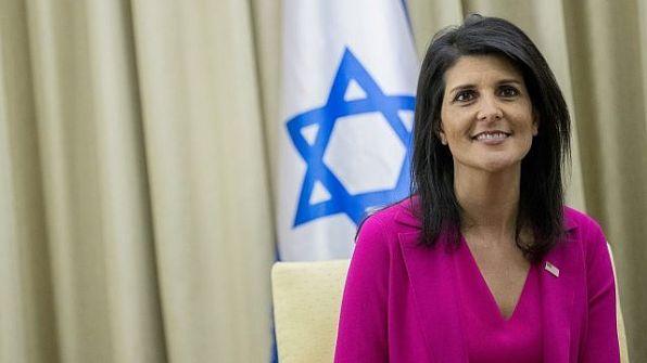 إسرائيل تتحسر على ذهاب نيكي هيلي