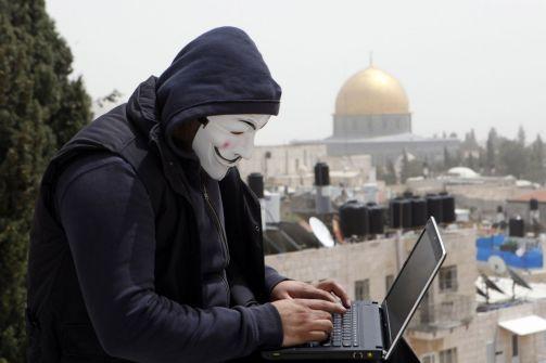 قراصنة يبدأون فجرا الهجوم الإلكتروني السنوي على إسرائيل