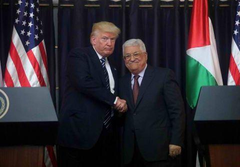 ترامب يدعو الرئيس للقائه بعد اسابيع وهذه شروط ابو مازن...