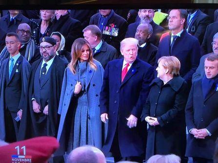 عرب 'السلام' وجلّاديهم في إحتفالية باريس....ميشيل كلاغاصي