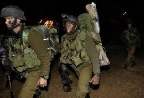 الأمن الإسرائيلي يحاصر ويجتاح عرعرة معززا بالمروحيات