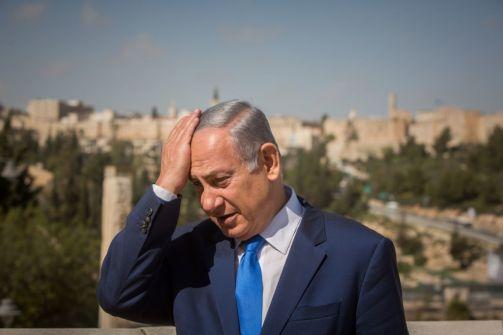 المدعي العام الإسرائيلي يؤيد تقديم لائحة اتهام ضد نتنياهو