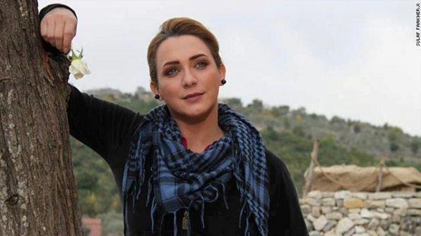 فيديو:ماذا قالت سلاف فواخرجي عن النظام السوري والأسد؟