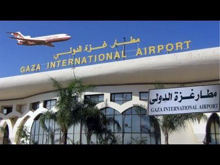 مطار غزة الدولي .... و المال القطري المشبوه...الصيدلي ياسر الشرافي