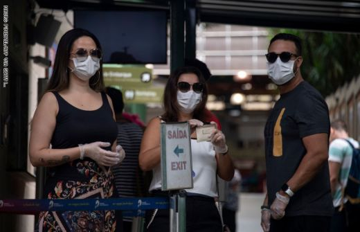 9 ملايين إصابة و470 ألف وفاة بفايروس كورونا حول العالم