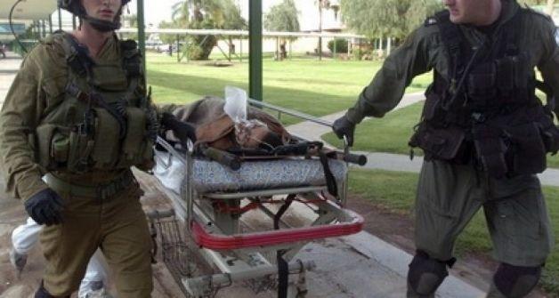 اصابة 3 جنود اسرائيليين احدهم في حالة الخطر في قصف المقاومة لبلدات 'غلاف غزة'
