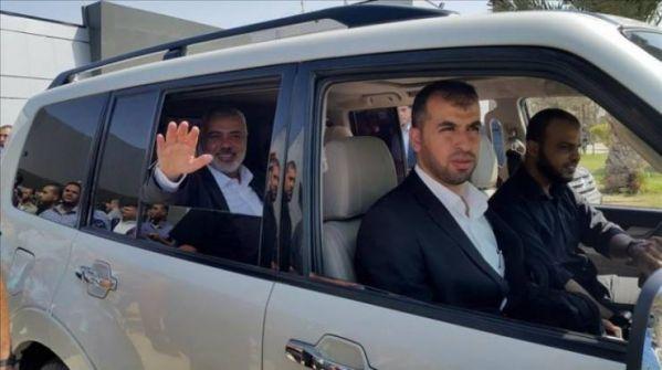 هنية: لقاء قيادة الحركة مع الوفد المصري وميلادينوف غير مسبوق