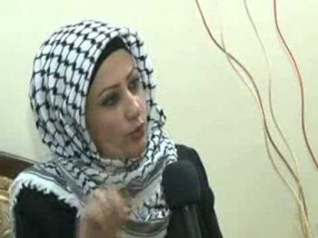 الداخلية بغزة تفرج عن الناشطة مروة المصري