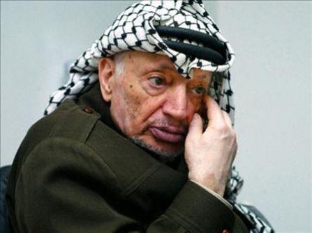 ياسر عرفات وردة الروح في بستان العشق الأخير ....ثائر أبو عطيوي