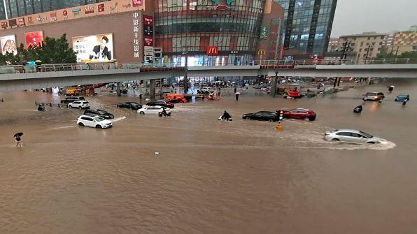 انهيار سد كبير في مدينة صينية يسكنها 7 ملايين نسمة