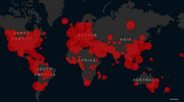 أكثر من 27.47 مليون مصاب بكورونا في العالم