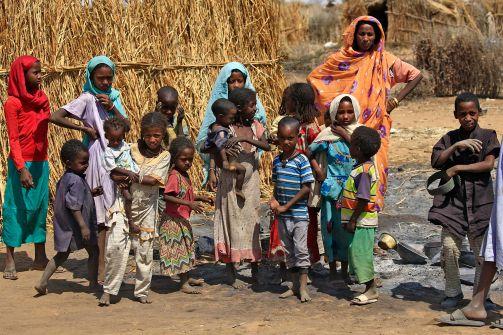 إعلان الجنينة السودانية منطقة منكوبة
