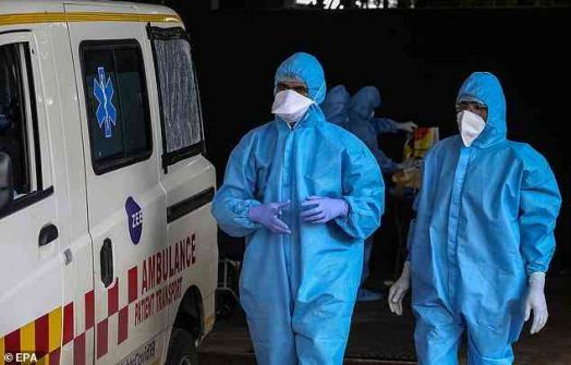 سائق إسعاف يغتصب مصابة بكورونا أثناء نقلها إلى المستشفى في الهند